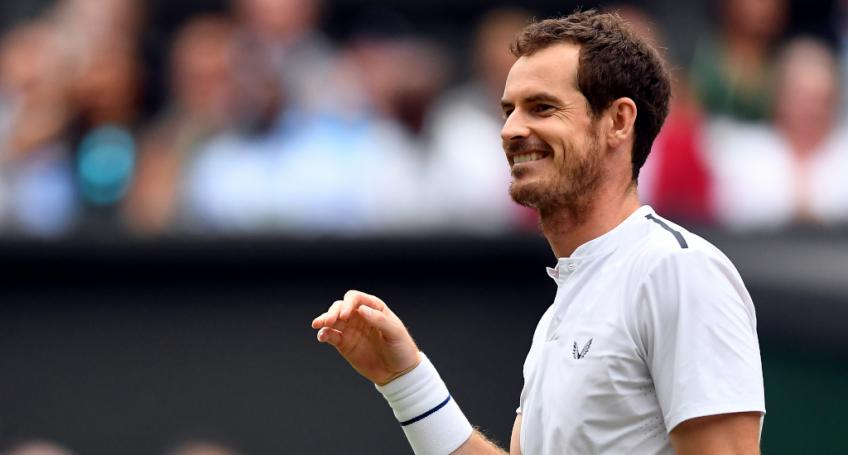 Andy Murray: Dan Evans got smoked on golf course