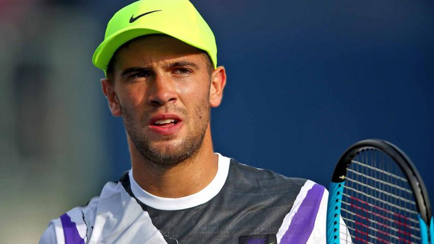 Borna Coric hits back at Nick Kyrgios: Bored or too many drinks?