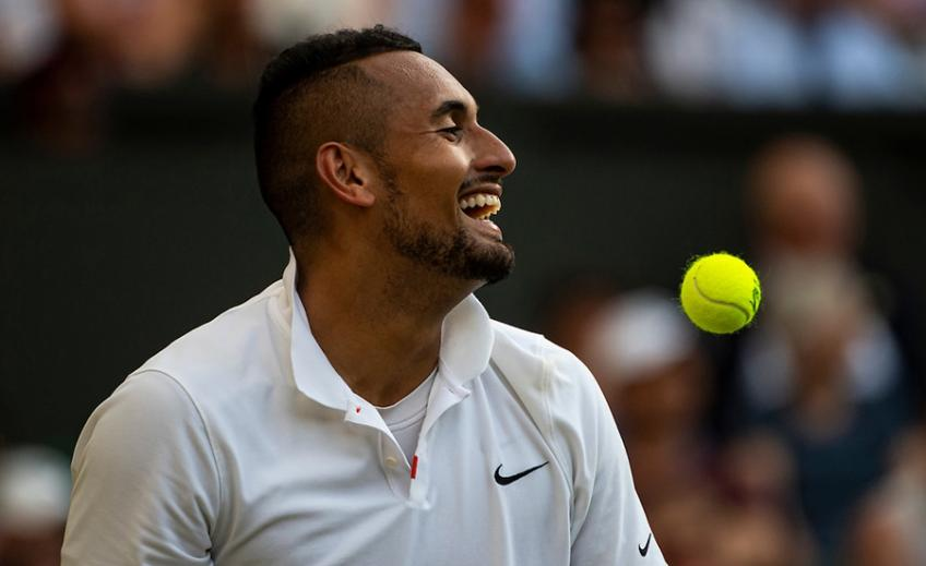 Nick Kyrgios to Borna Coric: A tad bored of watching your boring tennis