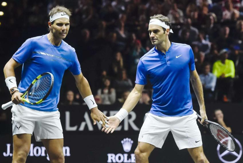 'For Rafael Nadal, the maximum is to beat Roger Federer', says top journalist