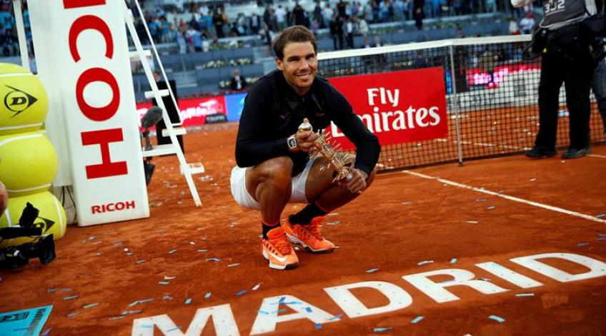 Mutua Madrid Open opts for wait-and-watch approach, no cancellations yet