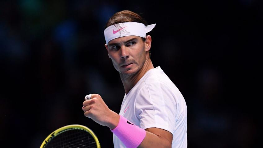 Rafael Nadal still feels the pressure in every match