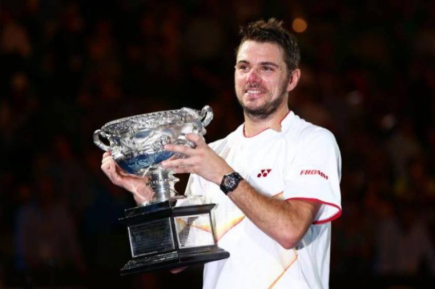 Stan Wawrinka gives the meaning and influence of his famous tattoo