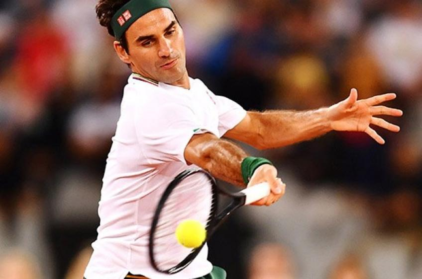 "Roger Federer: ""I think 90% of tennis players liked the Lockdown"""