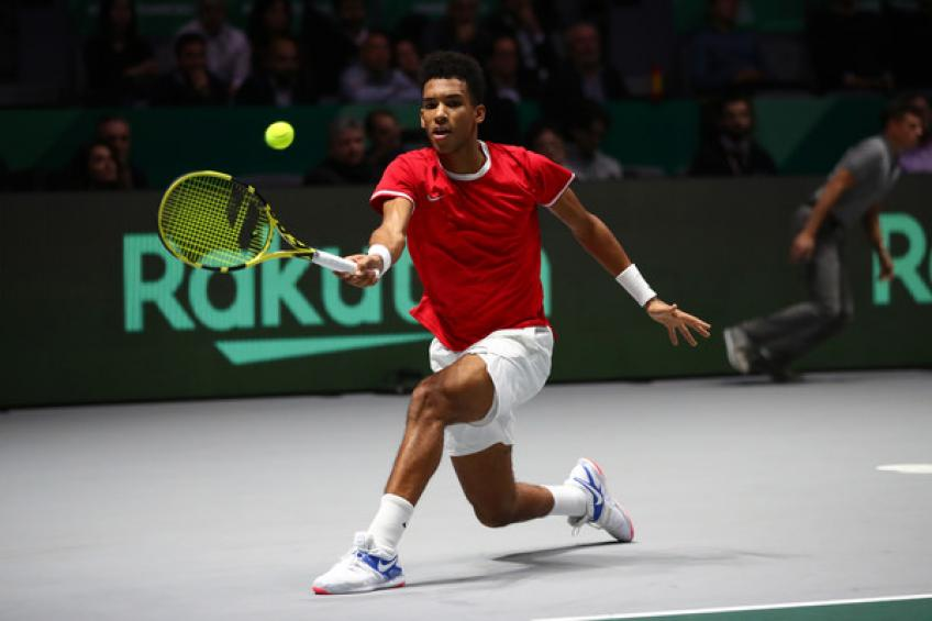 Felix Auger-Aliassime: 'I never looked back after deciding to play tennis as career'