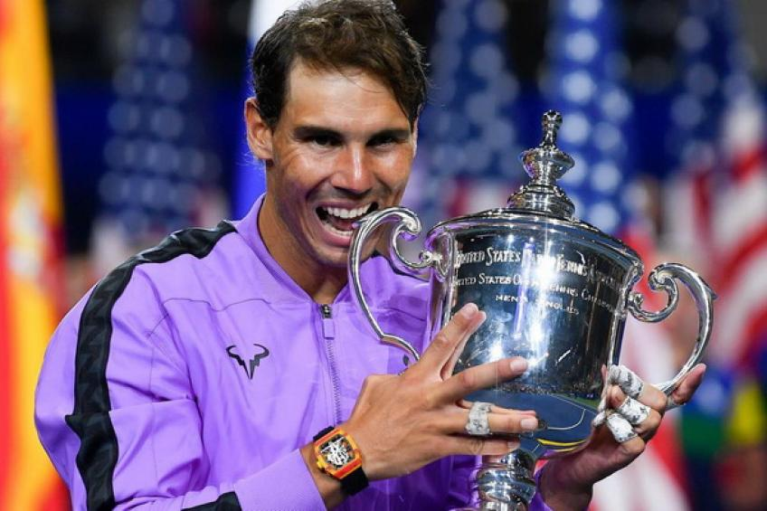 After Rafael Nadal in 2020, another champion skips US Open title defense