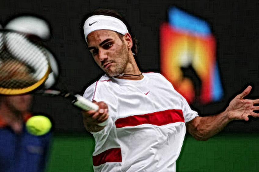 Roger Federer in early 2004:'I know I can win the Australian Open'