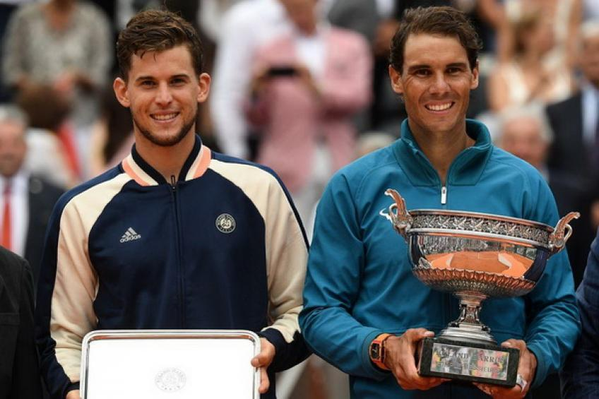 Dominic Thiem: 'Facing Rafael Nadal in 2018 Roland Garros final was the toughest..'
