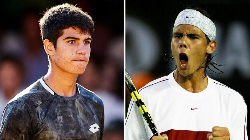 Carlos Alcaraz: Nadal is my idol due to his character,attitude and passion for tennis