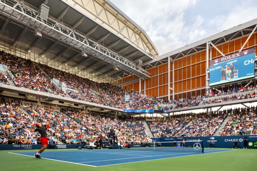 The records of the US Open history, from the beginning to Federer and Serena Williams