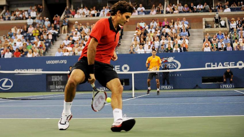 Roger Federer, Serena Williams and all the best matches of the US Open history