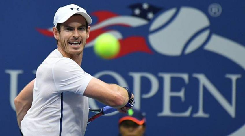 Andy Murray takes wildcard into US Open