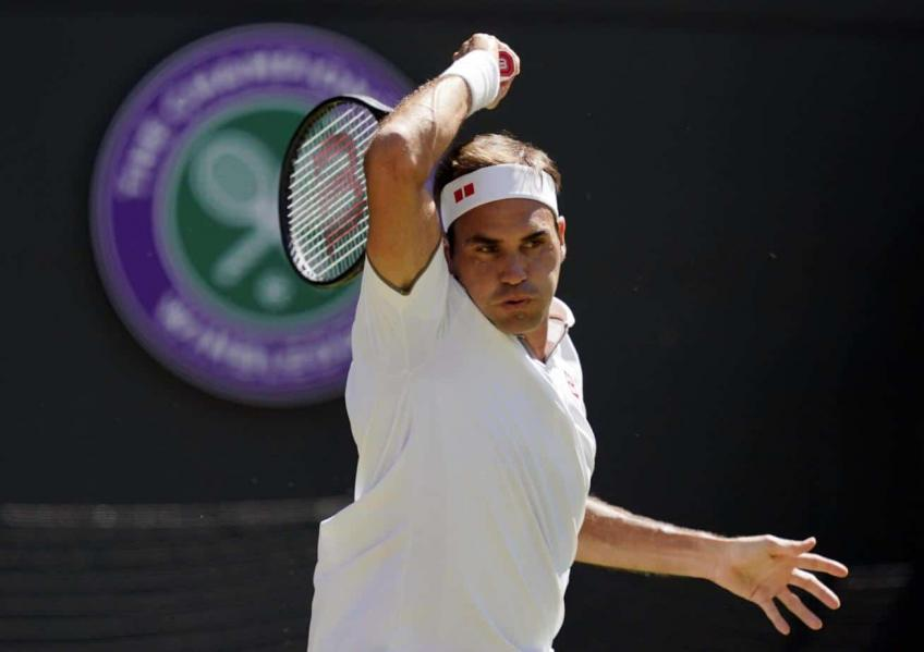 'Roger Federer has worked very hard', says American player