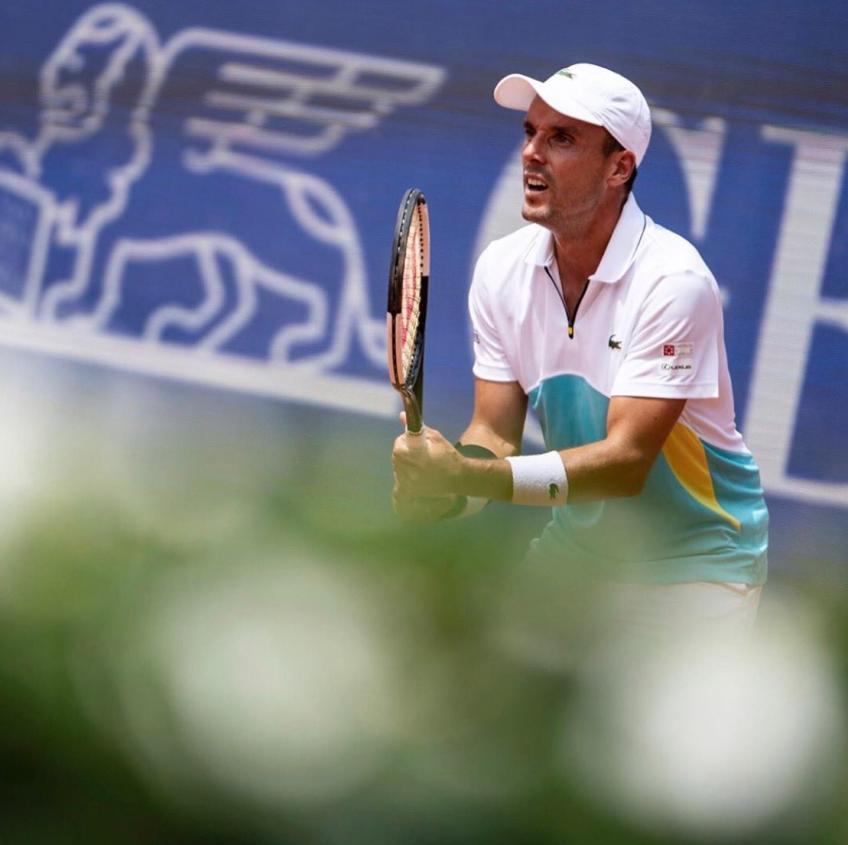 Bautista Agut: There's been time to work on all aspects: serve, return & net game