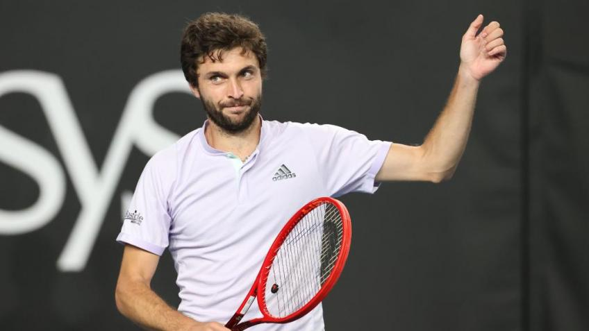 Gilles Simon gives thoughts on which players will benefit most from extended break