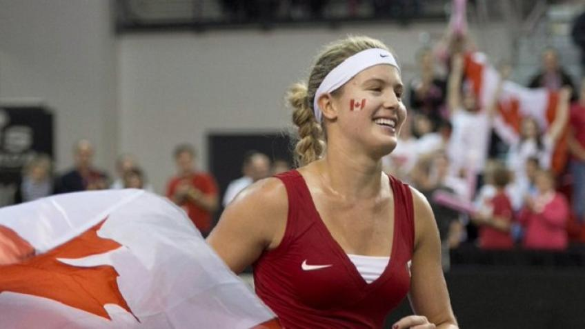 Eugenie Bouchard wants to play more ITF events because she needs matches