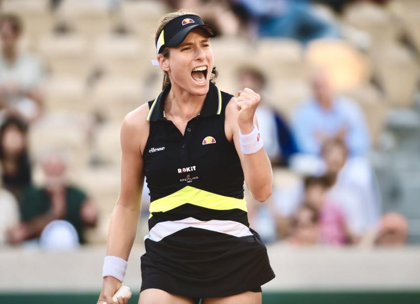 Johanna Konta: Even before this situation we were already in charge of our own body
