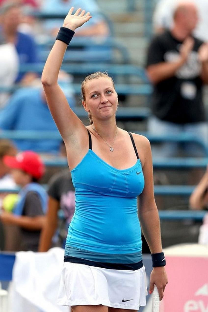 Petra Kvitova confirms she will play the US Open