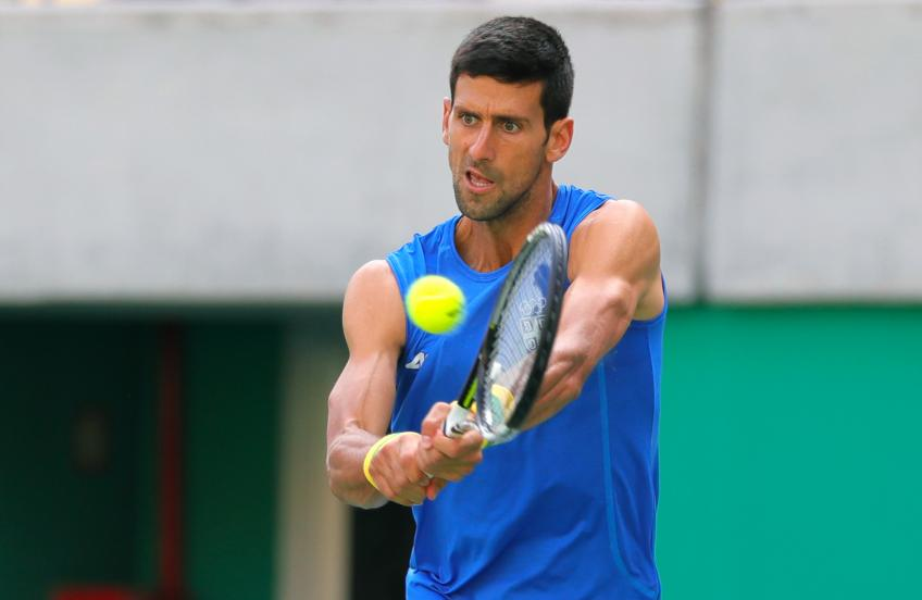 'Novak Djokovic was the coolest ever', says top hockey player