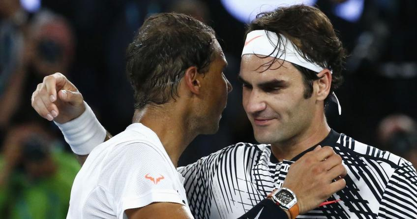 'Have heard Roger Federer and Nadal thank the spectators for...', says top coach