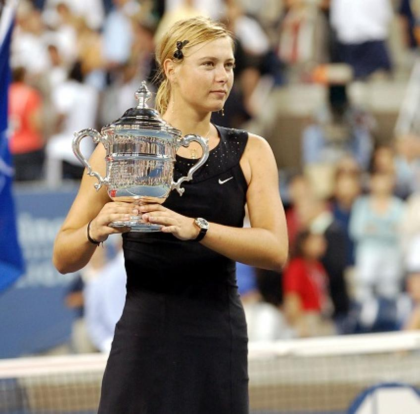 Maria Sharapova announces long-term partnership with Therabody