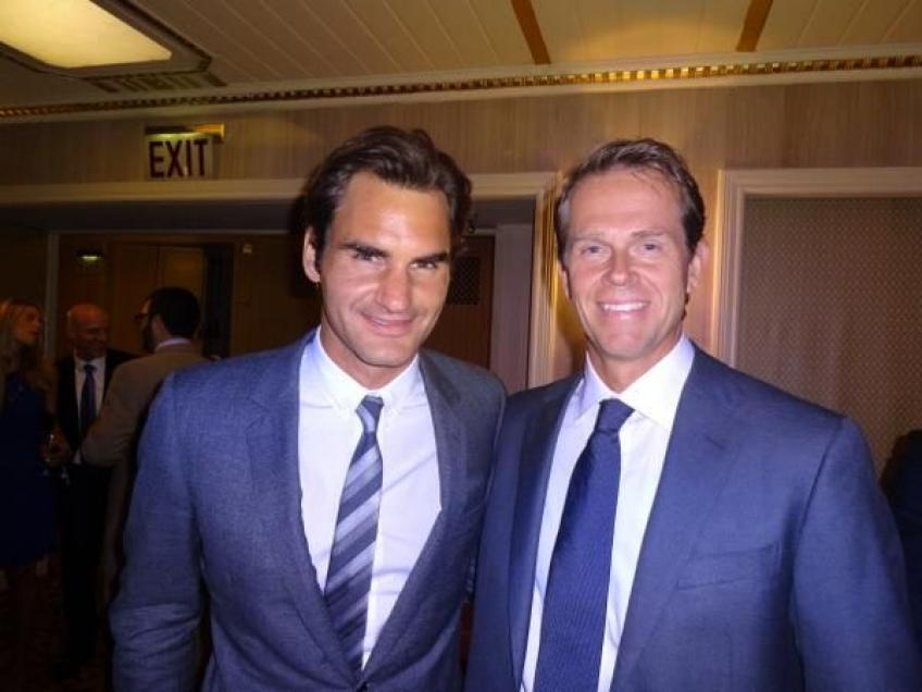Stefan Edberg: I would not recommend a farewell tour to Roger Federer or anybody else