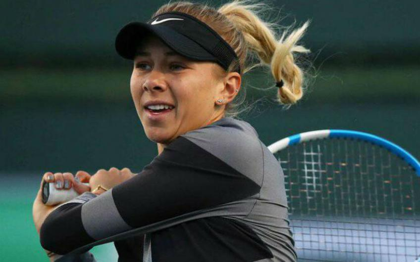 Top Seed Open: Amanda Anisimova withdraws from Lexington with shoulder injury
