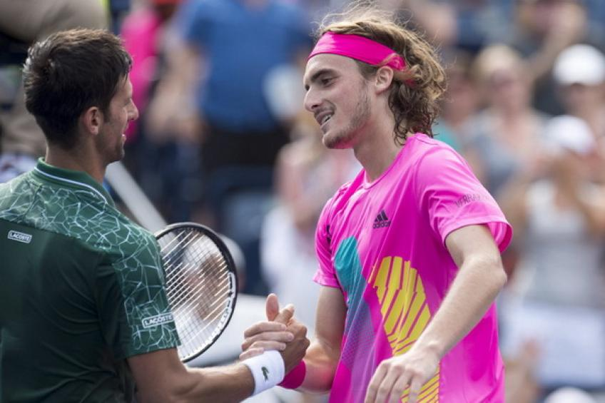 Stefanos Tsitsipas: 'Victory over Novak Djokovic in Toronto 2018 is one of my finest'
