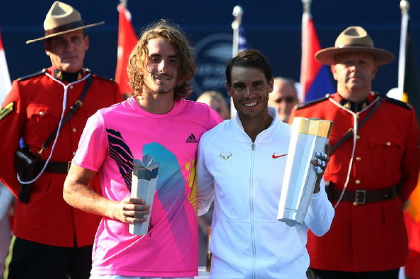Stefanos Tsitsipas: 'Facing Rafael Nadal in multiple ATP finals in tough'