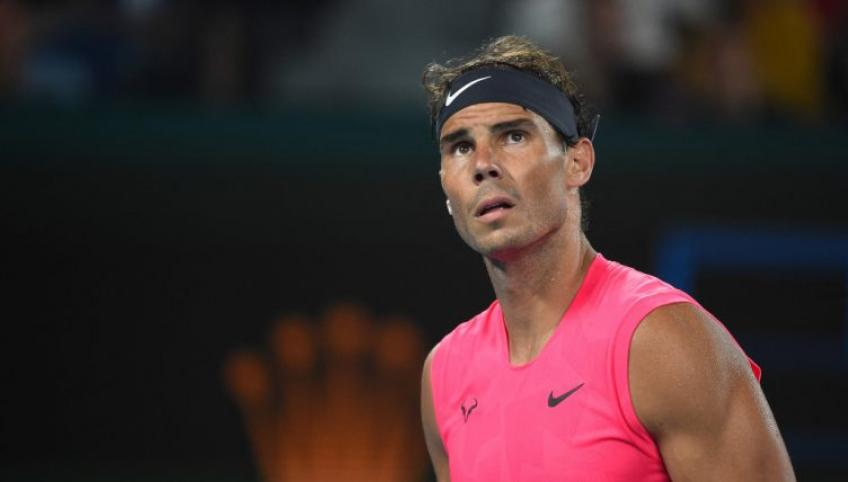 Rafael Nadal: 'It has caught me at an advanced age and...'
