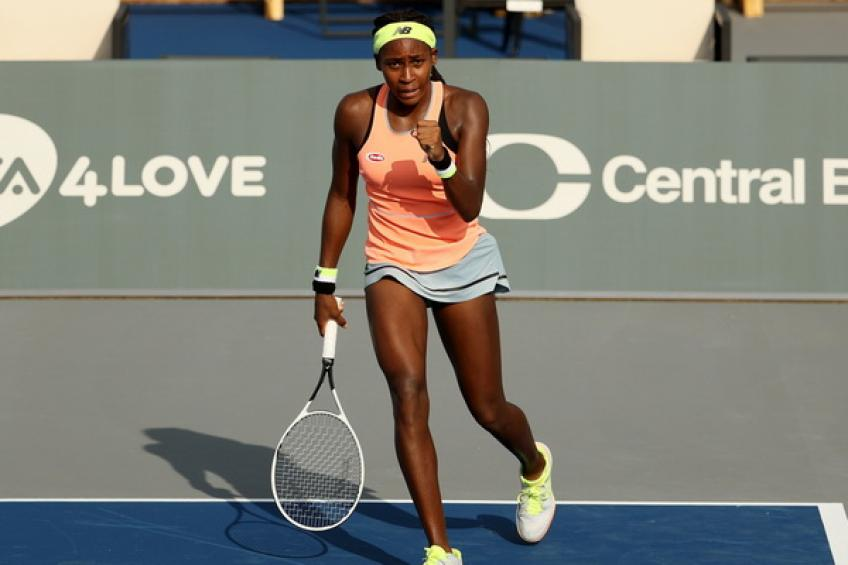 WTA Lexington: Cori Gauff tops Aryna Sabalenka. Jabeur, Bouzkova and Brady advance