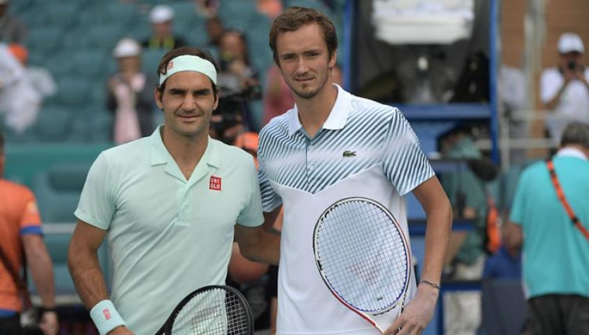 'Without Roger Federer and Nadal, Medvedev may be...', says Russian tennis chief