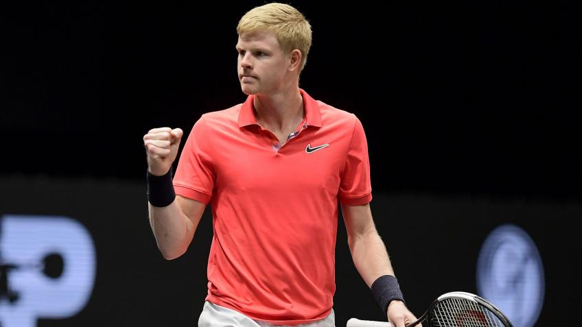 Kyle Edmund confident ATP doing work behind scenes to ensure safe playing conditions