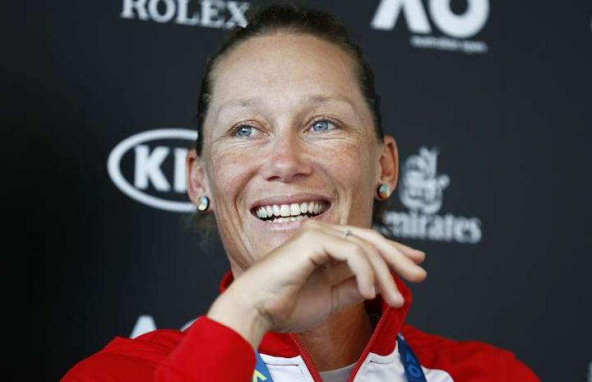Sam Stosur: My story is not finished yet
