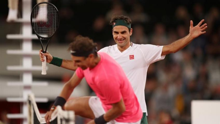 'There was several tournaments where we didn't have Federer, Nadal', says top coach