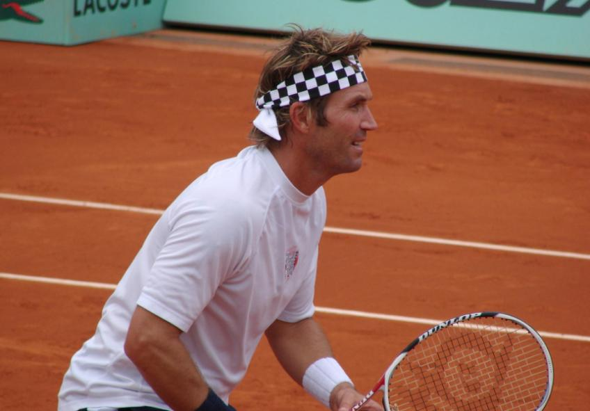Pat Cash in New York: Some of the rules are completely ridiculous and over kill