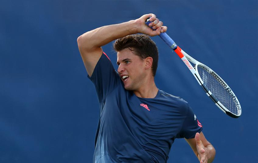 Coach of former top-ranked doubles player tips Dominic Thiem to become World No. 1
