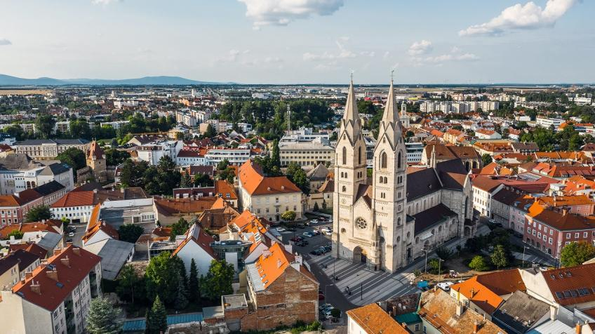 A city for a champion: Wiener Neustadt, birthplace of Dominic Thiem