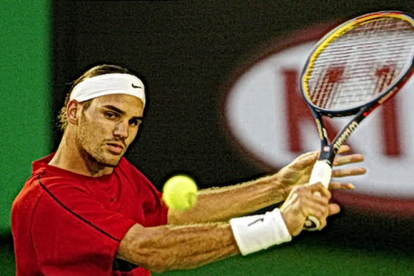 Young Roger Federer:'I don't know if I can achieve career Grand Slam'