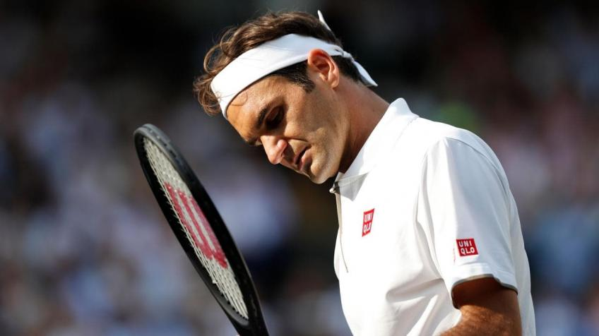 'This is Roger Federer - the greatest of all time', says German legend