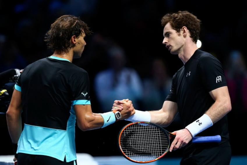 Andy Murray unveils favorite top-10 player. Roger Federer, Novak Djokovic are not..