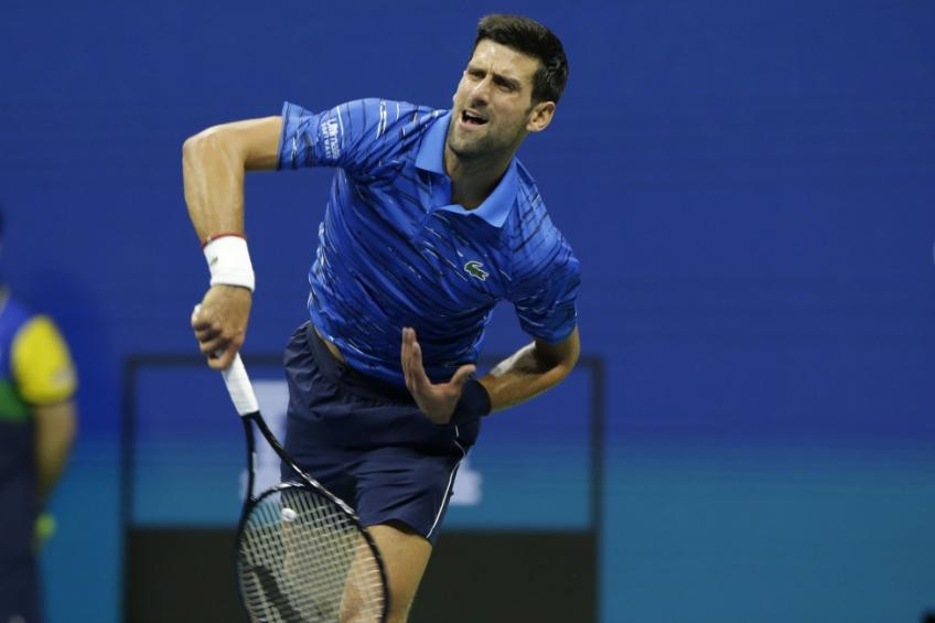 Novak Djokovic and others protest against the exclusion of Pella and Dellién