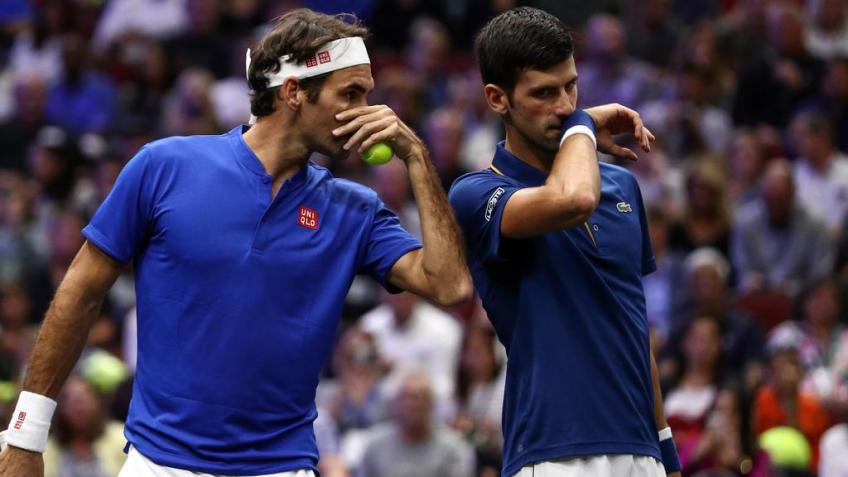 'Novak Djokovic is motivated by beating Roger Federer record', says top coach