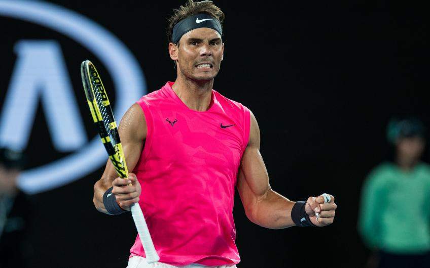 Rafael Nadal Not Some Tennis But Soon We Will Know