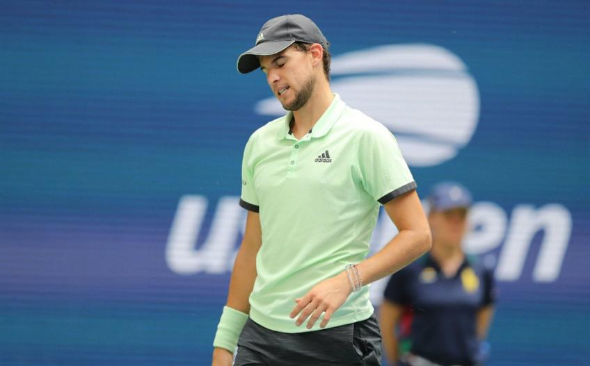 Dominic Thiem admits he may get 'very lonely feeling' at this year's US Open