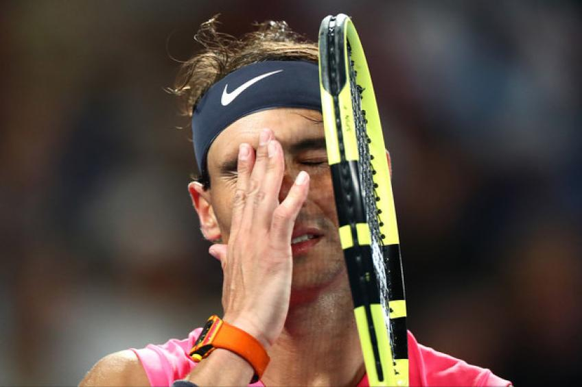 The Growing Inner Turmoil of Rafael Nadal