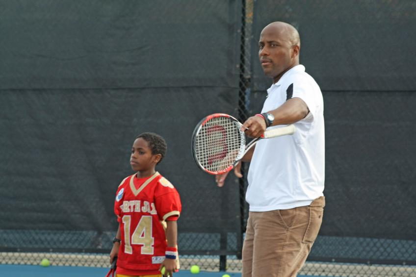 Malivai Washington: I consider tennis the greatest sport in the world