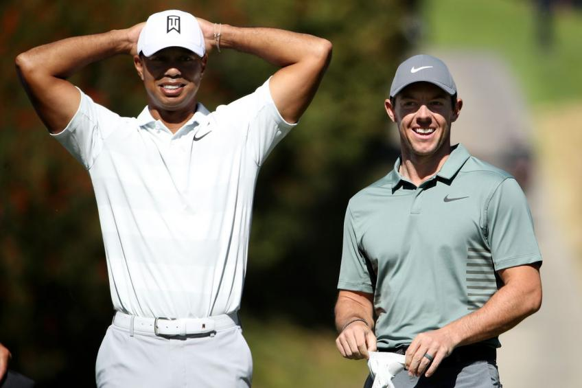 Tiger Woods leaves McIlroy in the woods at Northern Trust