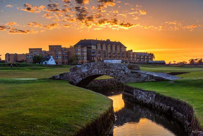 5 of the most famous golf courses around the world