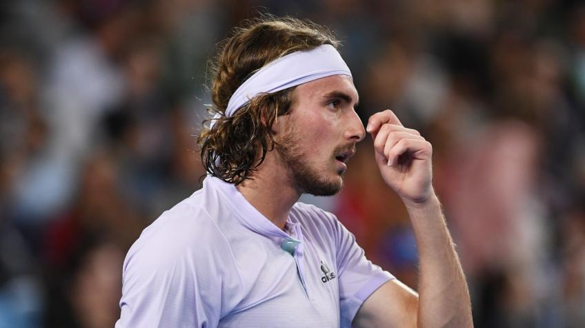 Stefanos Tsitsipas: Playing without fans will be especially tough for top players